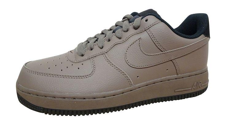 nike air force 1 07 mens trainers 315122 sneakers shoes (US 13, dark mushroom 213)