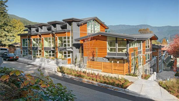 Cove Gardens by Milori, New Homes in North Vancouver