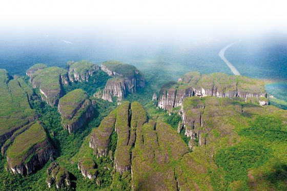 Parque Nacional Natural Chiribiquete, Colombia
