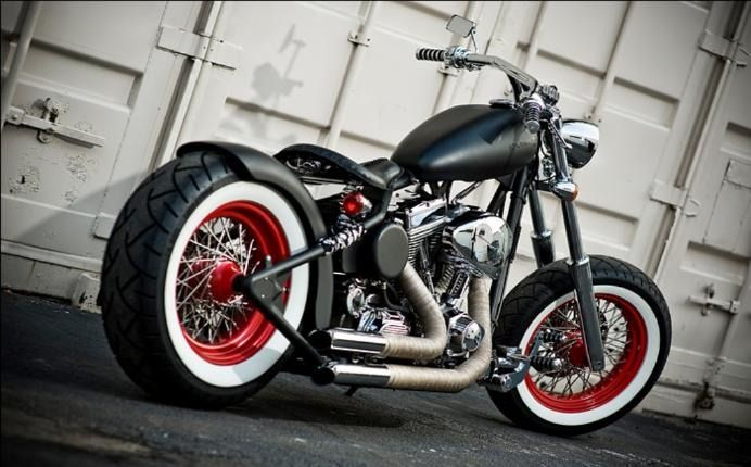 Bobber Inspiration - Bobbers and Custom Motorcycles | miscreantmouse May 2013