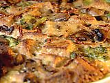 Broccoli, Mushroom, and Cheese Breakfast Strata Recipe : Ellie Krieger : Recipes : Food Network