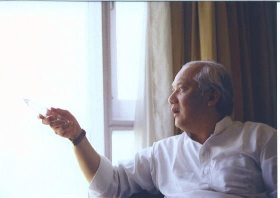 Grand Master Choa Kok Sui - The Founder of Pranic Healing and Arhatic Yoga