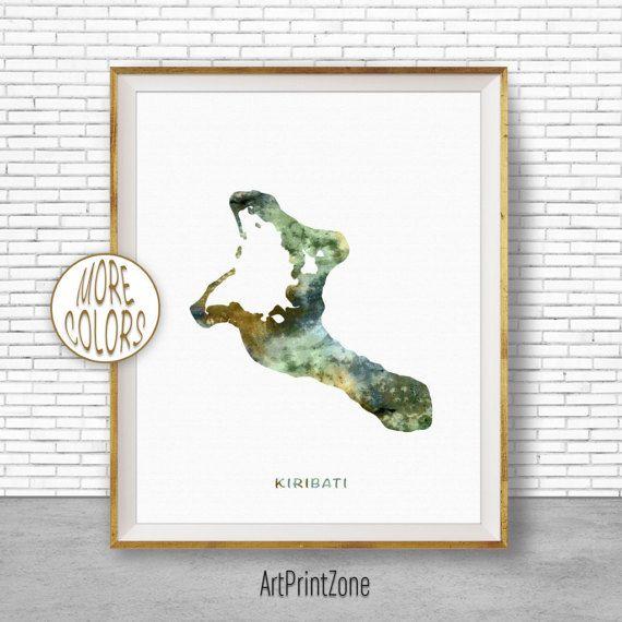 $8.00 Kiribati Map Art, Kiribati Print, Kiribati Art Print, Home Decor, Wall Prints, Wall Art, Home Wall Decor, Watercolor Painting, ArtPrintZone #ArtPrintZone #Kiribati #WallArt #WatercolorPainting #WallDecor #WallPrints #HomeWallDecor #HomeDecor #ArtPrint #HomeDecorWallArt