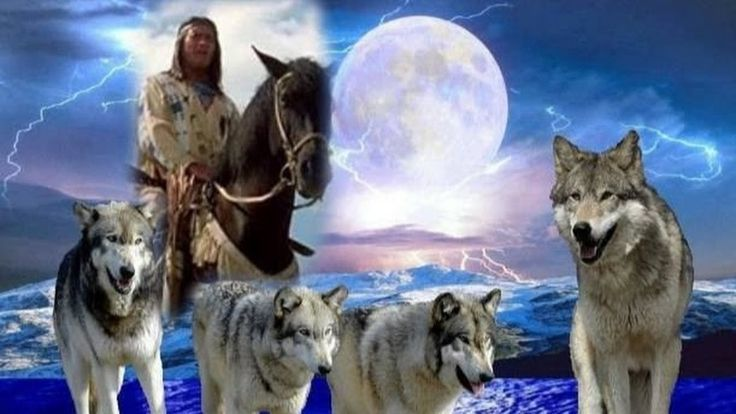 Wolves and Natives