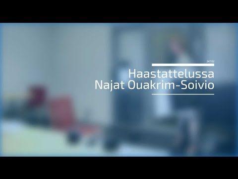 Arviointi muuttuu: Najat Ouakrim-Soivio - YouTube