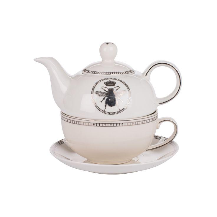 queen bee tea for 1