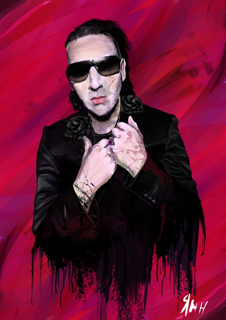 an introduction to the music art by marilyn manson Marilyn manson last night at the 1stbank center  this led into his singing an  almost croon of an intro to beautiful people, another song that pretty much got   bias: longtime fan of rob zombie's music and visual art.