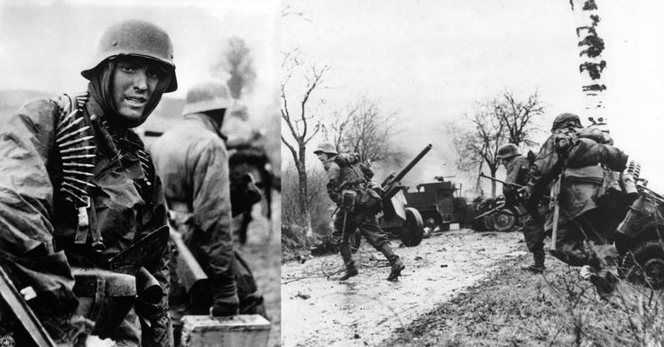 The Battle of the Bulge: A Doomed And Desperate Gamble At The End Of World War Two