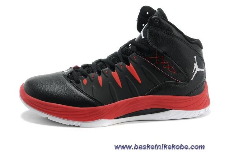 Noir/Blanc/Gym Rouge Jordan Prime Flight Sortie
