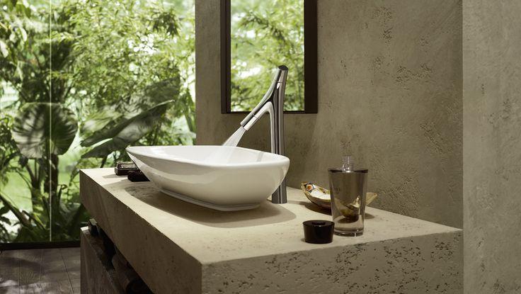 Wallpaper* Magazine: Philippe Starck's fluid new design for Axor