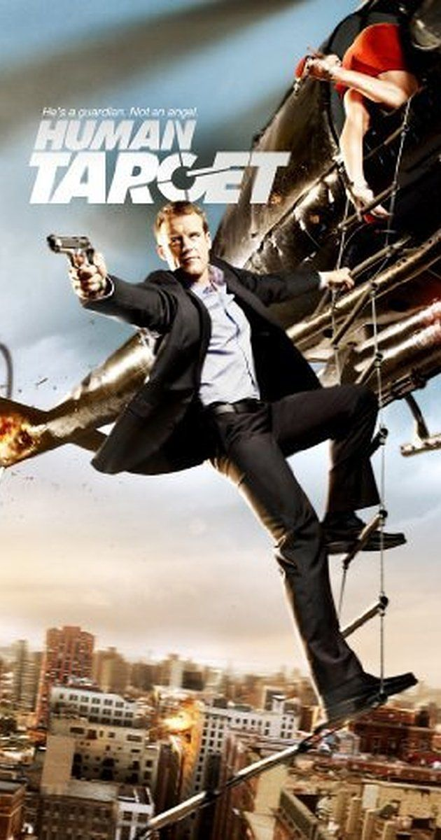 Human Target (TV Series 2010–2011) - Should not have been cancelled!