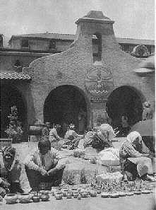 New Mexico Harvey Houses