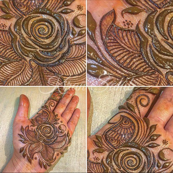 10 Best Henna Tattoo Outline Designs Images On Pinterest