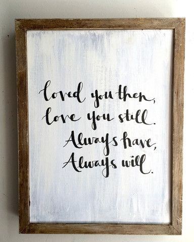 Love Quote Canvas Prepossessing The 25 Best Framed Quotes Ideas On Pinterest  Living Room Quotes