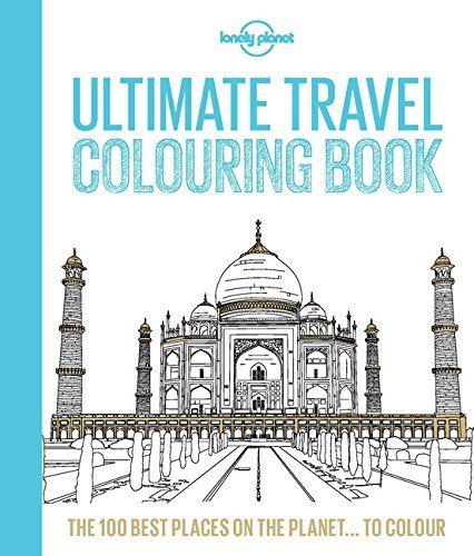 Travel Coloring Book Miakenasnet