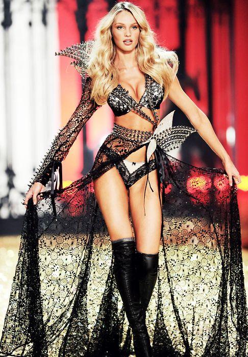 Victoria Secret Model - candice swanepoel