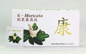 CELLFOOD OBAT KANKER ALAMI: K-muricata obat herbal kanker serviks