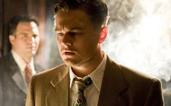 Shutter Island. Once you're declared insane, anything you do is called part of that insanity.