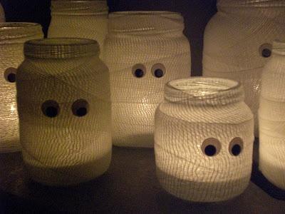 Halloween Gläser
