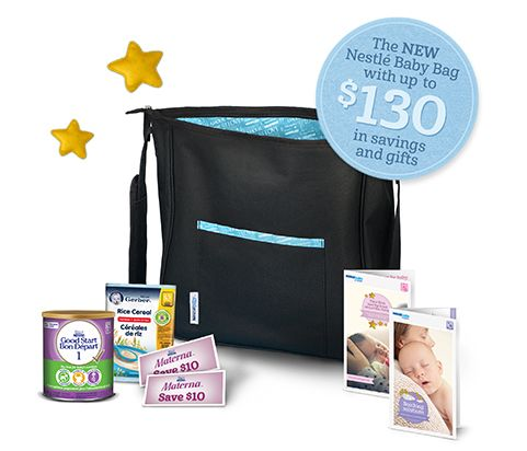 Join the Nestlé Baby Program for valuable advice and support, plus up to $130 in FREE mommy perks!