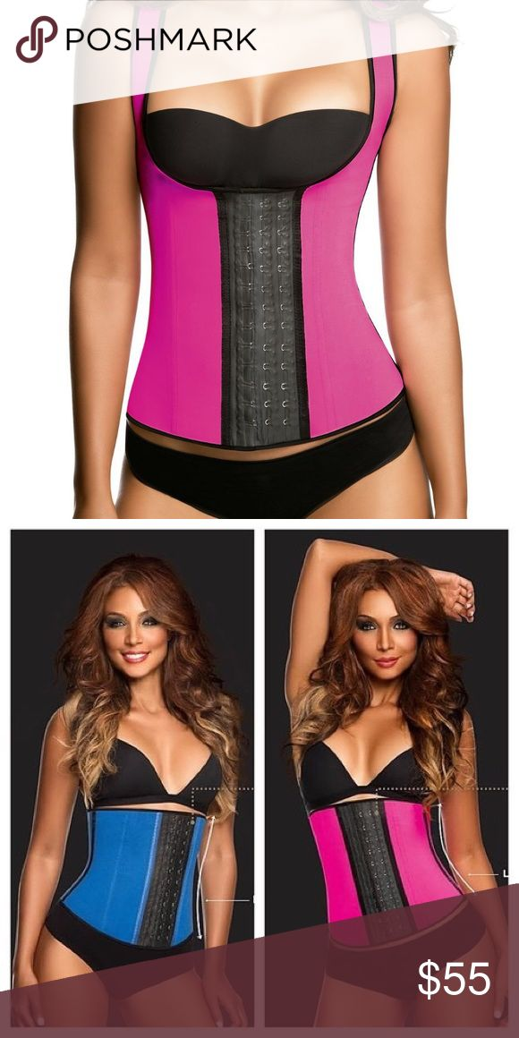 Ann cherry Waist Trainer ANN CHERY DEPORTIVA 3 HOOKS 2023 FAJAS LATEX  WAIST TRAINER SHAPER Its time to feel amazing with little effort. The Latex Girdle slims your waist and adjusts perfectly to your body. This Sport Waist Trainer increases thermal activity and maximizes the results from your gym sessions. This Waist Training cincher comes with 3 hook and eye columns to close the shaper with the compression that you want.. This Body Shaper is manufactured by the leading shapewear producer…