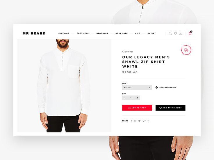 Mr Beard Product Details