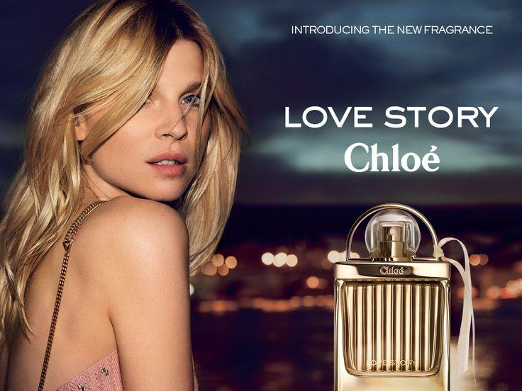 Die französische Schauspielerin Clémence Poésy ist das #Testimonial von Chloé Love Story. Ihr kennt sie bestimmt aus den Harry Potter Filmen. #chloe #perfume #fragrance #clemencepoesy #flaconi