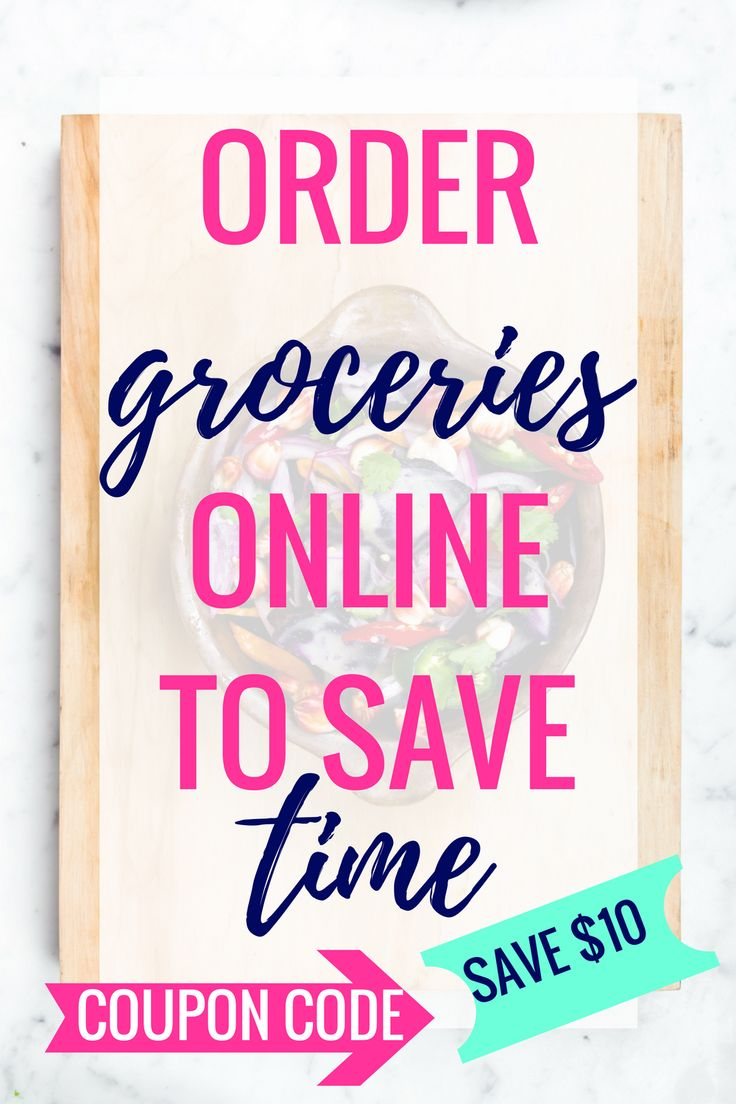 Order groceries online to save time! Time Management Tips | Time Management | Time Management Printable | Time Management for Moms | Time Management System | Time Management at Work | Time Management Strategies | Time Management Planner | Time Management Activities | Time Management Schedule | Time Management At home | Time Management Tools | Time Management Worksheet | Time Management Organization | Time Management Template | Daily Time Management | Time Management Chart | Time Management…