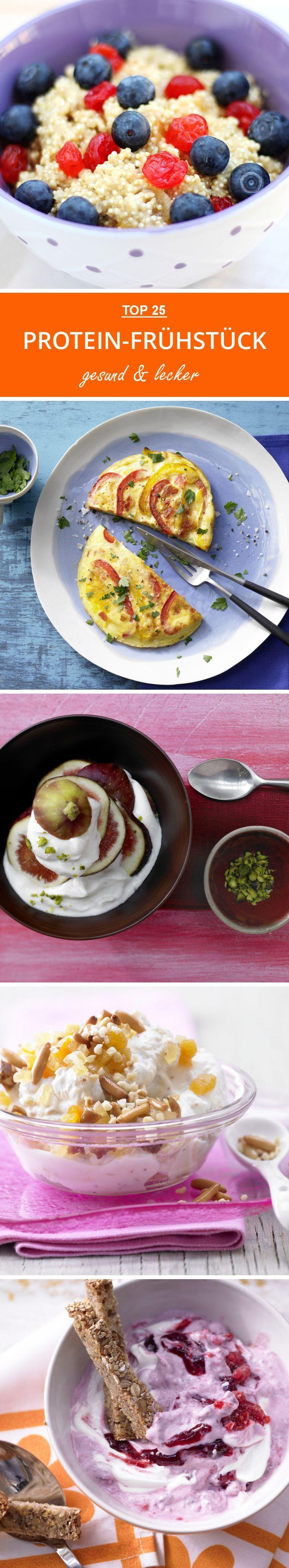 Protein-Frühstück