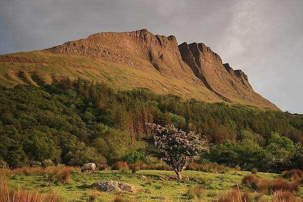 Benwisken in County Sligo, Ireland