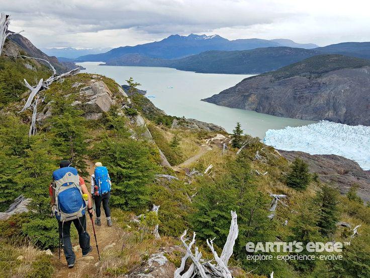 Patagonia Trek - Grey Lake