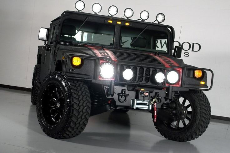 1997 AM General H1 Truck We Finance Dallas, Texas | Starwood Motors