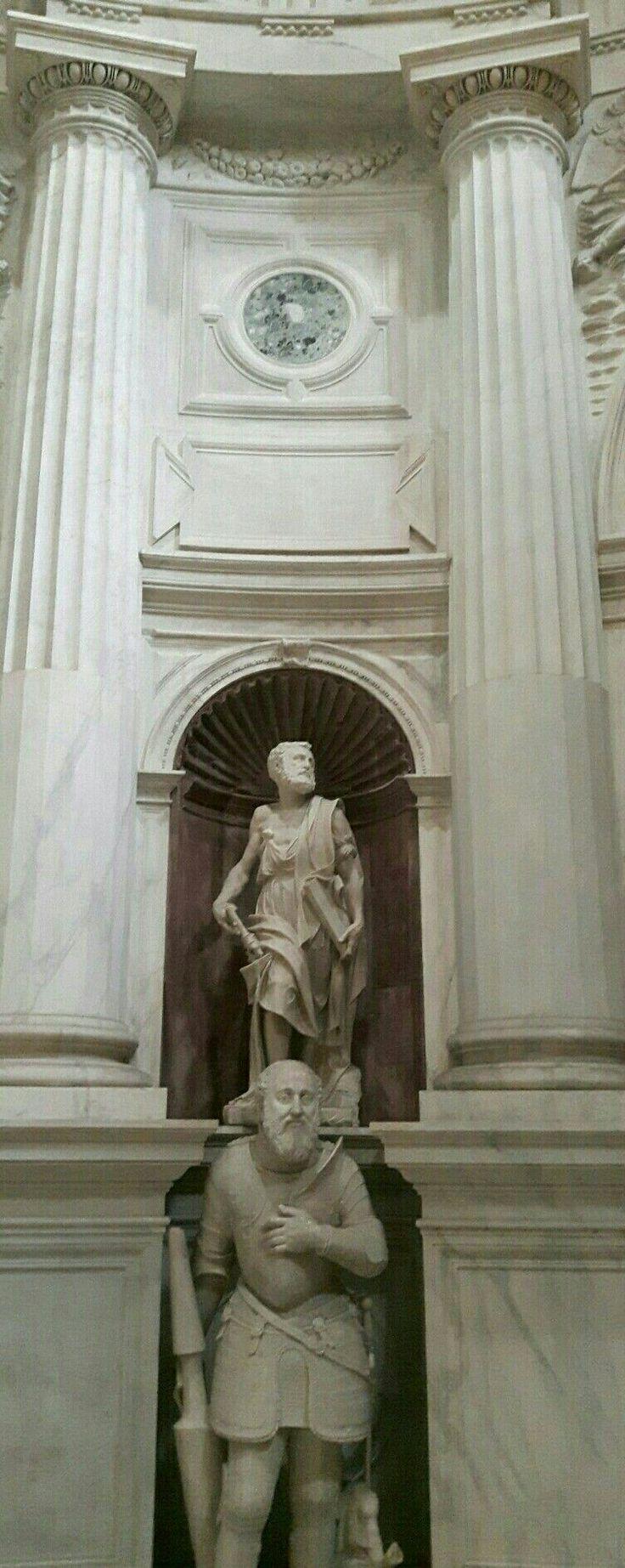 1573. Marcello Caracciolo.  Cappella Caracciolo di Vico in San Giovanni a Carbonara a Napoli
