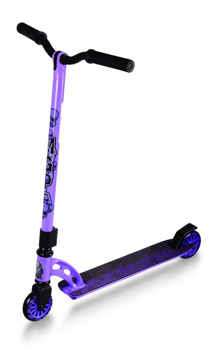 UpsideDown Scooters - MGP VX2 Pro Scooter - Purple, $179.99 (http://www.upsidedownscooters.co.nz/mgp-vx2-pro-scooter-purple/)
