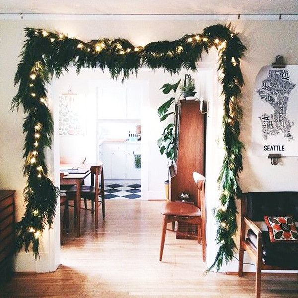 Holiday Frame - These Beautiful Light Decorations Will Make Your Home SHINE - Photos