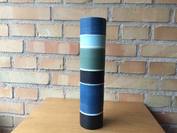 Carl Harry #Stalhane for #Rorstrand Tema vase, Scandinavian #MidMod to make you:) by #QuirkySundays