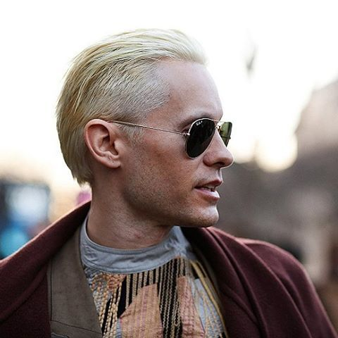 cool 40 Remarkable Jared Leto's Haircuts - Become a Trendsetter Check more at http://machohairstyles.com/best-jared-leto-haircut/