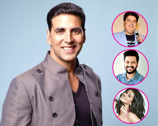 Sajid Khan, Riteish Deshmukh, Taapsee Pannu's birthday wish for the 'half centurion' Akshay Kumar sums up his 50 years perfectly #FansnStars