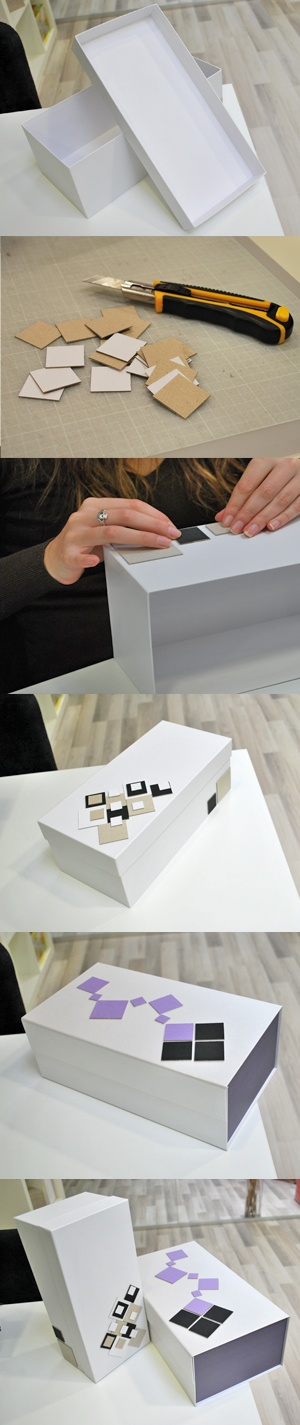 1000 images about ideas para decorar cajas on pinterest - Cajas para decorar ...