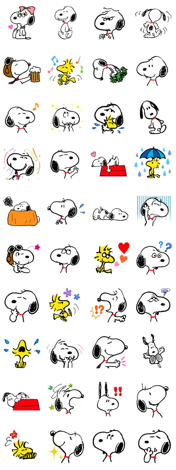 Snoopy, Belle, and Woodstock, Charlie Browns Family.                                                                                                                                                                                 Mehr