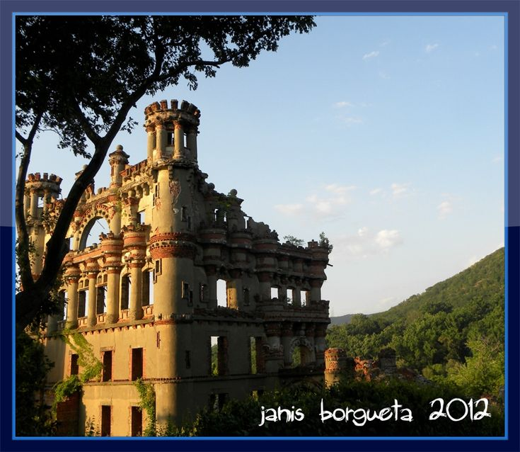 48 Best Bannerman Castle Images On Pinterest Chateaus