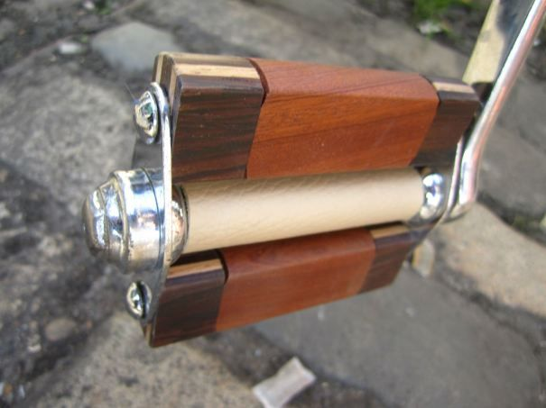 Anyone know where I can get these wooden bike pedals?