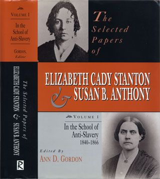 elizabeth cady stanton paper Papers include correspondence with susan b anthony, paulina wright davis, elizabeth smith miller, gerrit smith, and others relating to family matters, her children, the woman's movement.