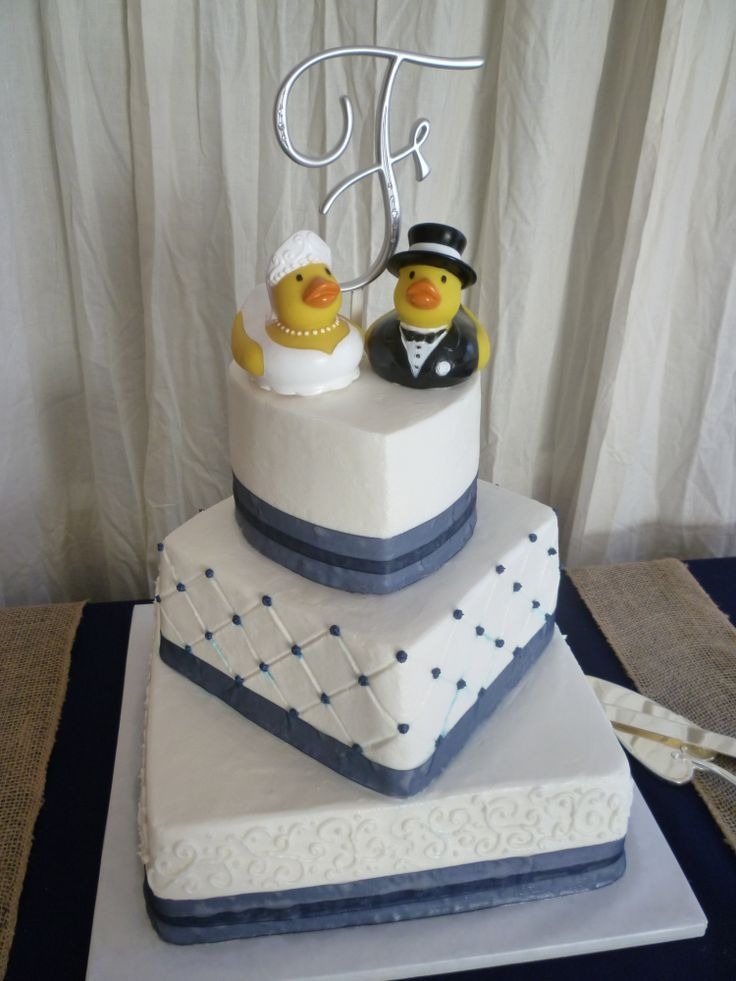 Congratulations and good duck desserts cake food