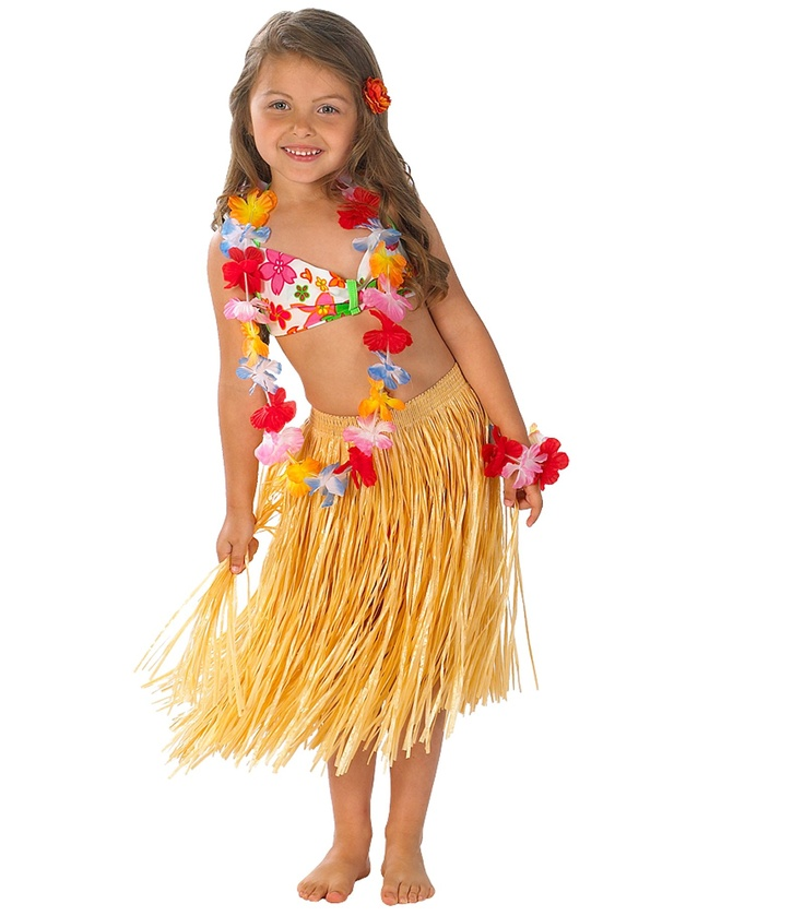 Image detail for -Cheap Hula Girl Toddler/Child Costume at Go4Costumes.com