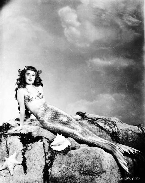 Ann Blyth in Mr. Peabody and the Mermaid (1948)