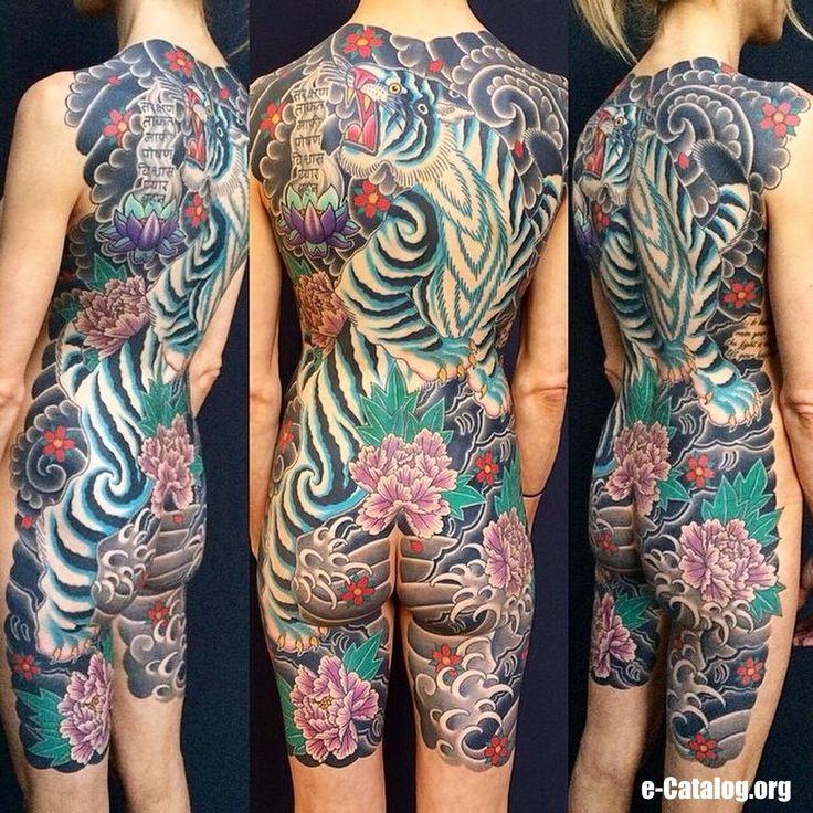 Japanese Tattoo - Японские татуировки