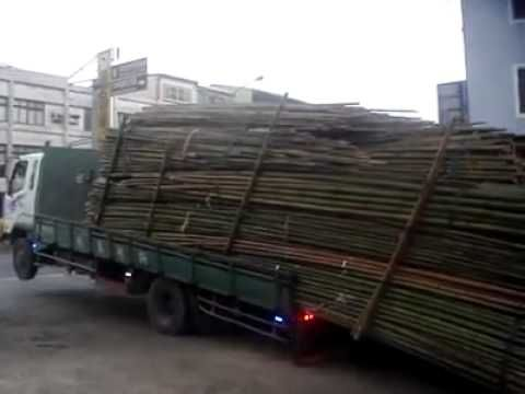 Amazing Truck Driver from India