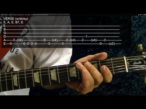 ▶ EASY! JOHNNY CASH - FOLSOM PRISON BLUES - How to Play - Free Online Guitar Lessons With Tabs - YouTube