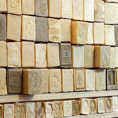 Mur savon de marseille cube 600 g rampal latour